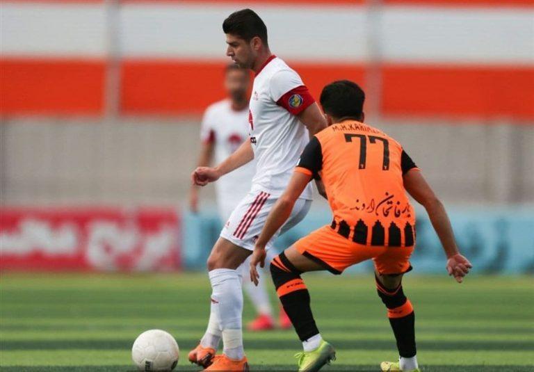 سعید مهری در اختیار باشگاه تراکتور قرار گرفت