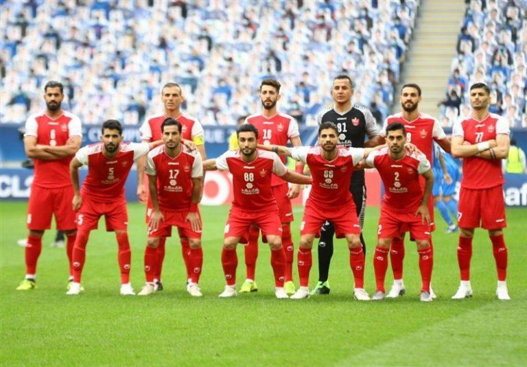 کاروان پرسپولیس به تهران بازگشت