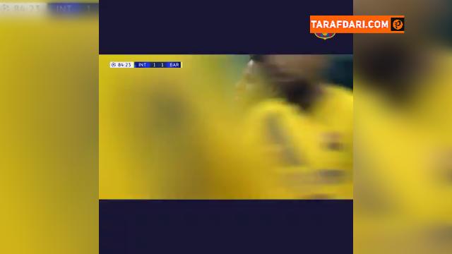 آنسو فاتی و تبدیل شدن به جوانترین گلزن تاریخ لیگ قهرمانان اروپا (2019/12/10)