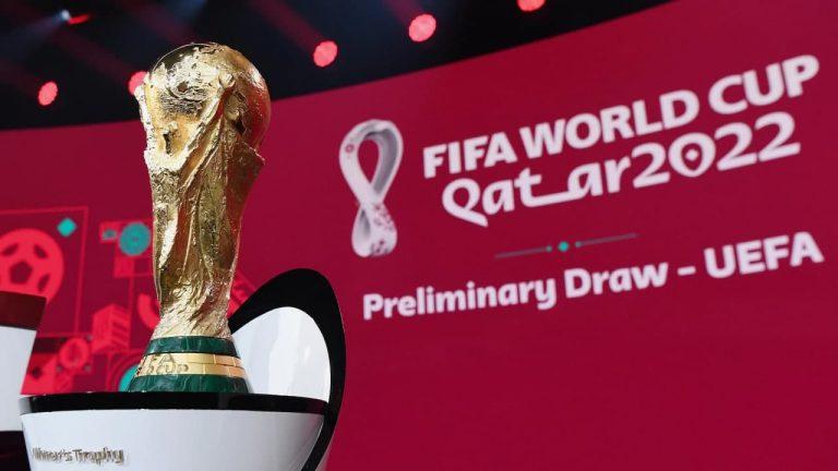 قرعه کشی مقدماتی جام جهانی 2022 در قاره اروپا